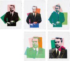 Andy Warhol, 'John Gotti Complete Portfolio by Andy Warhol ', 1986