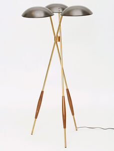 all nyc thurston lamps lobel modern gerald brass products sculptural table lamp
