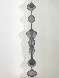 Ruth Asawa, 'Untitled (S. 272)', ca. 1955