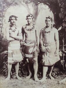 Charles Georges Spitz, 'Tahiti', 1889