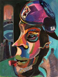 Edmund Ian Grant, 'Americana With Jokers Wild', 2020