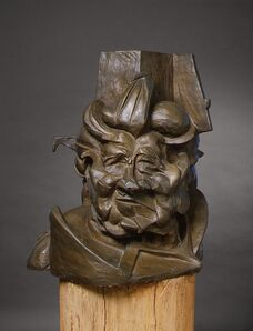 Umberto Boccioni, 'Antigraceful', 1913–1950