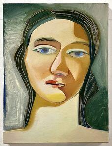 Danielle Orchard, 'Portrait Study', 2020