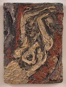 Leon Kossoff, 'Fidelma with Raised Arms ', 1981