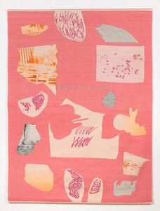 Arna Óttarsdóttir, 'Pink Collage (What Can I Do Anyway)', 2017