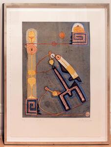 Frank Lobdell, '2. 12.00', 2000