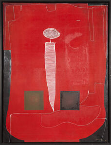 Eduardo Arranz-Bravo, 'Estigma de Pintor, IV', 1992