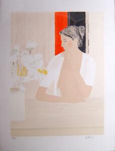 Bernard Cathelin, 'Untitled (Portrait)', 2008