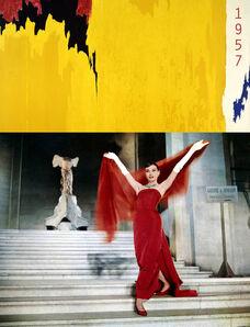 Bonnie Lautenberg, '1957, Funny Face -  Clyfford Still, PH971', 2018
