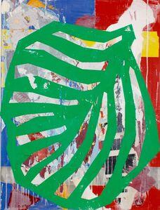 Hendrik Zimmer, 'Kokopo Leaf', 2020