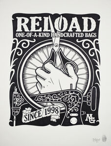 Mike Giant, 'Reload', 2012
