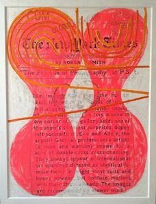 Eva & Adele, 'PAINTINGSCULPTURE The New York Times', 2014