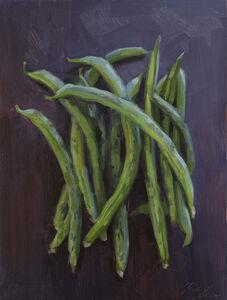 Robin Cole, 'Green Beans', ca. 2019