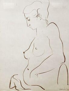 Anna Walinska, 'Paris Nude #14', 1929