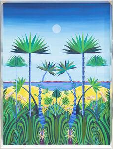 Unknown, 'Geometric Beach', ca. 1980