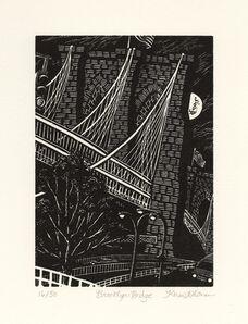 Karen Whitman, 'Brooklyn Bridge.', 2013