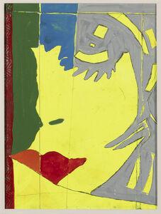 Giosetta Fioroni, 'Forever Liberty', 1968
