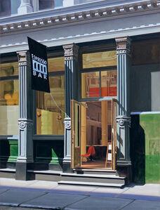 Stephen Magsig, 'Espresso Bar'