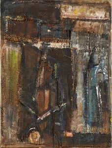 Merton D. Simpson, 'Untitled'