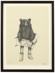 Ericilcane, 'Grey Bear', 2006