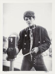 Al Diaz, 'Samo...4-U...Jean-Michel Basquiat', 2017