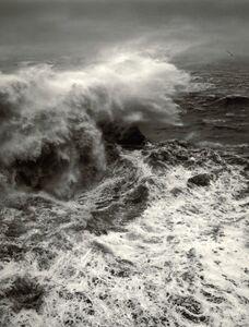 Pentti Sammallahti, 'The Atlantic, Portugal', 2010