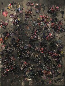 Ismael Lagares, 'Black IV', 2018