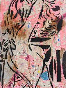 AIKO, 'Time Changes Original Artwork', 2008