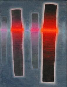 Gerard Mossé, 'Vellum Painting D3', 2011