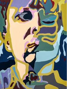 Damon Arhos, 'Agnes Moorehead & Me (No. 1/Figure Portrait) ', 2019