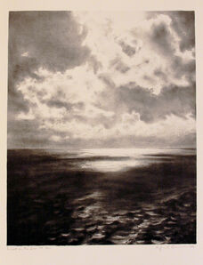 April Gornik, 'Light on the Sea', 2006