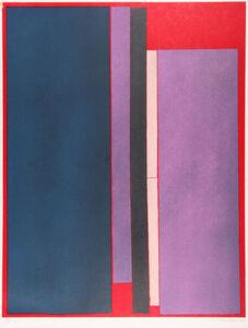Toti Scialoja, 'Composizione con Colore', 1970