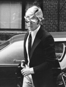 Ron Galella, 'Robert Redford arriving at Mary Lasker´s Apartment, New York', 1974