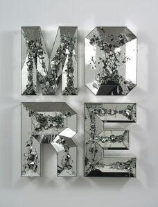 Doug Aitken, 'MORE (shattered pour)', 2013