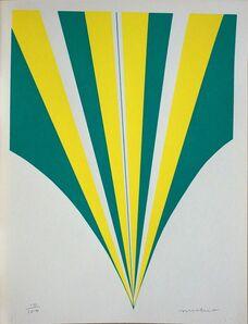 Michio Yoshihara, 'Sakuhin', 1969