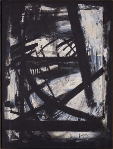 Emilio Vedova, 'Untitled', 1972