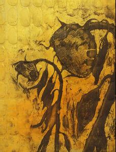 CathyJean Clark, 'Mammoth Gold', 2018