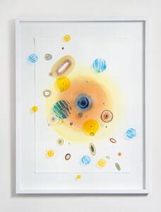 Simone Albers, 'Heavy Meta V', 2018