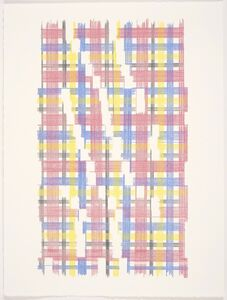 Laura Kaufman, 'A Moment Of Confusion (Plaid)', 2018