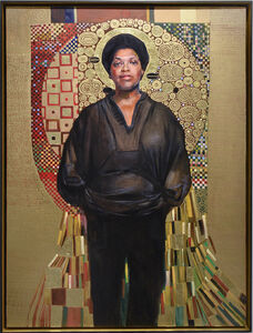 Carl Grauer, 'Audre Lorde (Black, Lesbian, Mother, Warrior, Poet)', 2018