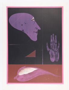 Paul Wunderlich, 'Pythagoras', 1966
