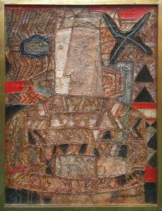 Max Papart, 'FIGURATIONAL HEAD', 1957-1958