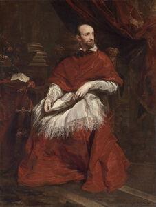 Anthony van Dyck, 'Cardinal Guido Bentivoglio', 1623