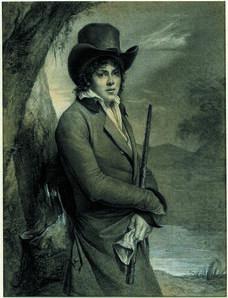 Charles Toussaint Labadye, 'Portrait of a young man ', 1797