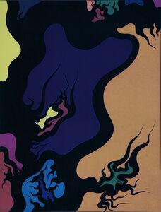 Luigi Boille, 'Purple Hell', 1971