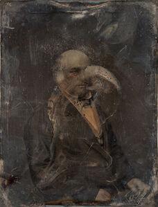 Michael Huey, 'Elgin, Based on a damaged 1850s/60s Daguerreotype by Mathew Brady'