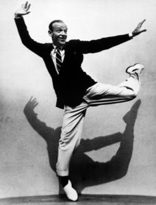Martin Munkácsi, 'Fred Astaire, LIFE', 1936
