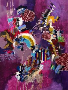 Yuni Lee, 'Orbitae Flow', 2019