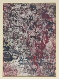 Mark Tobey, 'Abstract Flock', ca. 1966