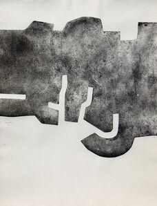 Eduardo Chillida, 'Nitaz', 1975